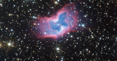"""شاهد أول صورة لـ""""فراشة الفضاء"""" على بعد آلاف السنوات الضوئية"""
