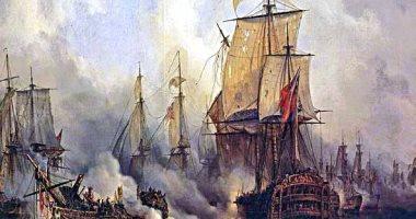 زى النهاردة.. معركة أبو قير البحرية بين الأسطولين البريطانى والفرنسى