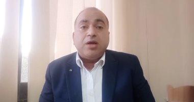 الدكتور أمجد الحداد، رئيس مركز الحساسية والمناعة بالمصل واللقاح