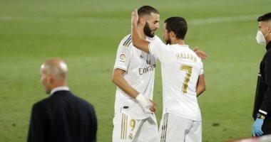 مثلث ريال مدريد يحمل آمال زيدان فى قمة مانشستر سيتي المصيرية
