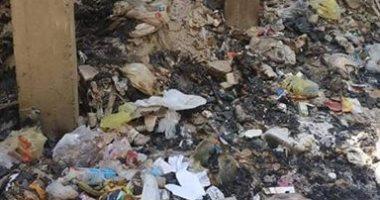 شكوى من انتشار القمامة وقلة الخدمات بمساكن صقر قريش مدينة نصر الحى العاشر