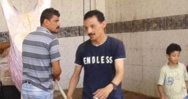 ذبح 287 رأس ماشية وأغنام أضاحى بالمجازر المعتمدة في الشرقية