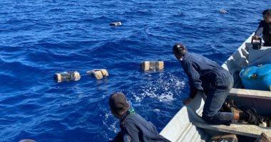 أسماك المحيط الهادى تلتهم 2طن كوكايين بعد مطاردة بين الشرطة ومهربين مكسيكيين
