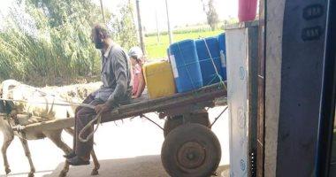 قطع مياه الشرب اليوم عن 12 منطقة بمدينة أسوان