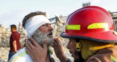 مصادر طبية: أكثر من 700 جريح حتى الآن جراء الانفجار بمرفأ بيروت