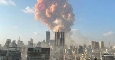 إصابة القائمة بأعمال السفارة القبرصية فى انفجار بيروت