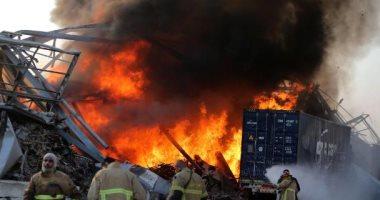 انفجار لبنان اليوم..مدير الصحة العالمية يعلن استعداد المنظمة مساعدة مصابى الحادث