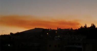 سر الدخان الأبيض والسحابة البرتقالية.. خبراء الأسلحة يحللون انفجار بيروت