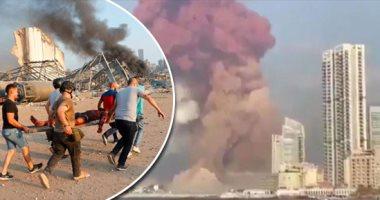 ارتفاع قتلى حادث انفجار بيروت لـ73 قتيلا و3700 مصابا