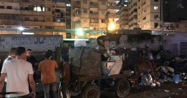التحفظ على نباشين و3 أطنان جوانى مفروزات فى حملة بالإسكندرية