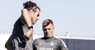 تألق أسينسيو وكعب بيل أحدث لقطات تدريبات ريال مدريد استعدادًا لمانشستر سيتى.. فيديو