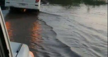 """أمطار غزيرة تهدد بنزوح 44 ألف شخص من 7مناطق على نهر """"أواش"""" بإثيوبيا..فيديو"""