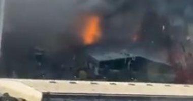 رجل يفقد حياته لتصوير فيديو قريب من انفجار مرفأ بيروت