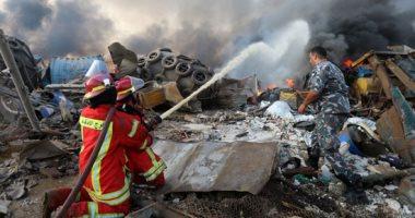 """قاضى التحقيق فى انفجار ميناء بيروت يتسلم تقرير الـ """"إف بى آى"""""""