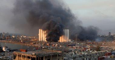 خبراء: انفجار بيروت أشد مرتين من أقوى قنبلة غير نووية فى الترسانة الأمريكية