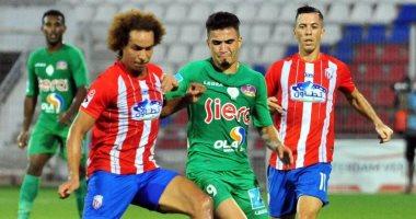 منافس الزمالك.. الرجاء المغربى يمنح لاعبه المصاب بكورونا راحة قبل المباريات