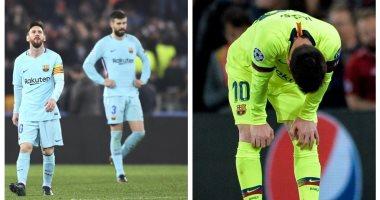 """""""ماركا"""" تحذر برشلونة من سيناريو """"الإذلال"""" أمام نابولي للمرة الثالثة على التوالى"""