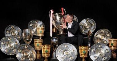 بايرن ميونخ يحتفل بذكرى أول مباراة لريبيرى منذ 13 عاما: أسطورة بافارية