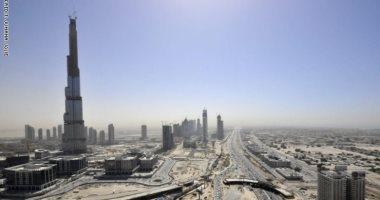 مصورة توثق مراحل بناء برج خليفة وتحترف تصوير المدن من السماء.. صور