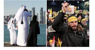 صحيفة ألمانية تكشف بالأدلة تورط قطر فى تمويل مليشيا حزب الله