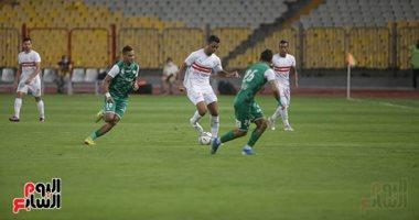 الزمالك يفوز على المصري بهدف محمود علاء ويصعد للمركز الثاني بجدول الدوري