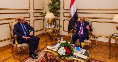 رئيس النواب لرئيس تحرير الأهرام: مجلس الشيوخ سيثري الحياة النيابية ويعمق التجربة السياسية