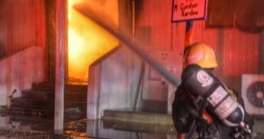 وفاة 7 أشخاص فى حريق بمنشأة لمرضى كورونا بالهند