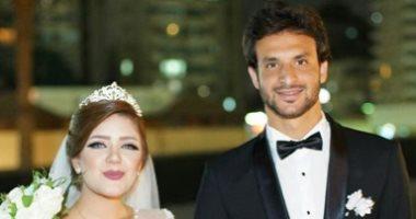 زوجة محمود علاء بعد تجديد اللاعب للزمالك: الأبيض يليق بك