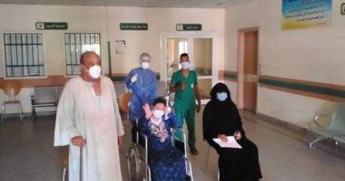 """بشرة خير.. مستشفيات عزل تسجل """"صفر"""" إصابات بكورونا فى عدد من محافظات الجمهورية"""
