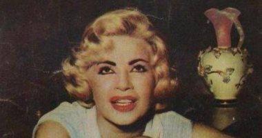 10 صور لملكة إغراء السينما المصرية هند رستم فى ذكرى رحيلها