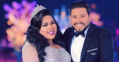 شيماء سيف × 15 صورة من حفل زفافها وهكذا نشأت قصة الحب مع زوجها