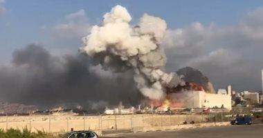 شركة متفجرات فى موزمبيق تكشف مفأجاة بشأن انفجار مرفأ بيروت