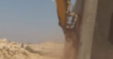 محلية بني سويف: إزالة التعديات على أملاك الدولة شرق النيل وفرت مليون جنيه