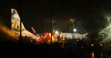 ارتفاع عدد ضحايا طائرة الركاب الهندية إلى 18 وإصابة 16 بجروح بالغة