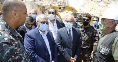 أبو الغيط: المنظومة العربية ستقوم بواجباتها فى مساعدة لبنان