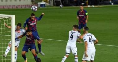 برشلونة يتفوق على نابولى بثلاثية فى شوط أول مثير بدورى الأبطال.. فيديو
