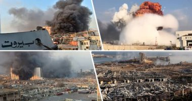 صحة لبنان: ارتفاع حصيلة ضحايا انفجار بيروت إلى 158 قتيلا و6 آلاف مصاب