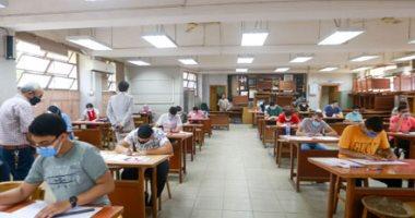 لليوم الثانى.. طلاب الثانوية العامة يواصلون أداء اختبارات القدرات بالجامعات