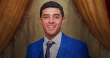 """فرحة خالد بـ99% بالثانوية لم تكتمل.. الموت يغلق الطريق إلى كلية الطب """"فيديو"""""""