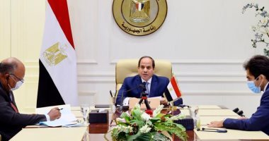 الرئيس السيسي بمؤتمر المانحين لدعم لبنان