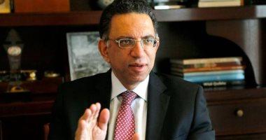 دميانوس قطار وزير البيئة والتنمية الإدارية اللبنانى