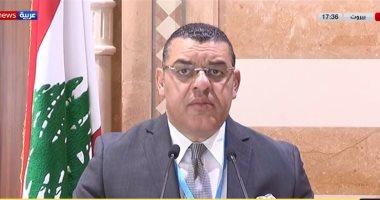 سفير مصر فى بيروت