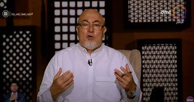 فيديو.. خالد الجندى: لا وقت لترك الصلاة وطاعة الله.. الموت لا يفرق