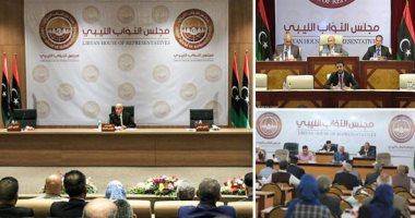 """وفدا البرلمان الليبى ومجلس الدولة يبحثان فى المغرب """"المناصب السيادية"""""""