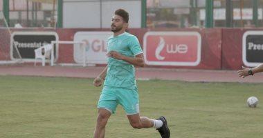 """ياسر إبراهيم يدعم قائمة الأهلي أمام المقاصة بعد تعافيه من """"كورونا"""""""