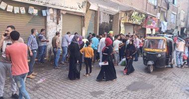 شباب الوراق وبشتيل يشاركون فى تنظيم العملية الانتخابية لمجلس الشيوخ.. صور