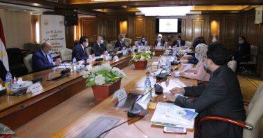 التعليم العالى: صندوق تطوير التعليم يعتمد خطة الوزارة للتحول الالكترونى والتعلم عن بعد