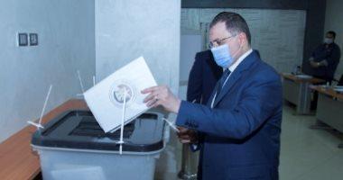 وزير الداخلية: حالة من الاستقرار الأمني بمجريات العملية الانتخابية