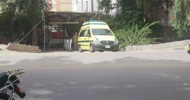 إصابة 3 أشخاص فى حادث تصادم على الطريق بجهينة غربى سوهاج