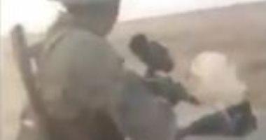 فيديو مروع لمليشيات تركية تعدم الأكراد بإطلاق الرصاص على الرؤوس
